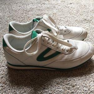 Size 8 Tretorn sneakers